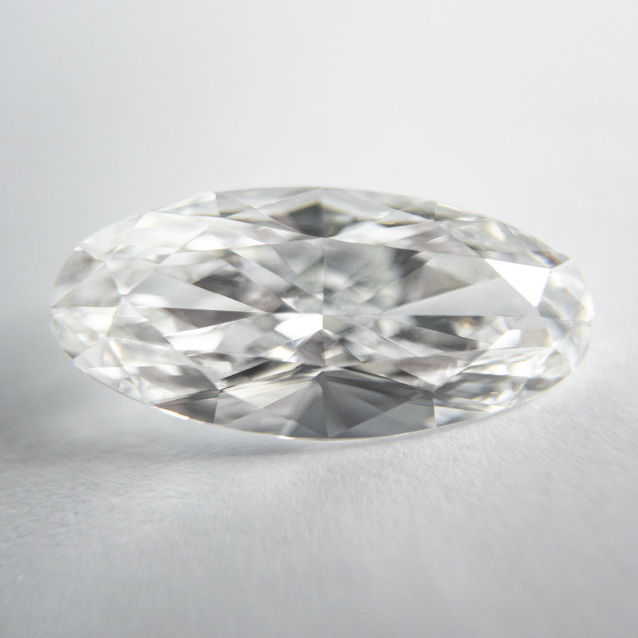3.01ct 14.60x7.22x4.16mm GIA VS1 G Oval Billiant 18212-01