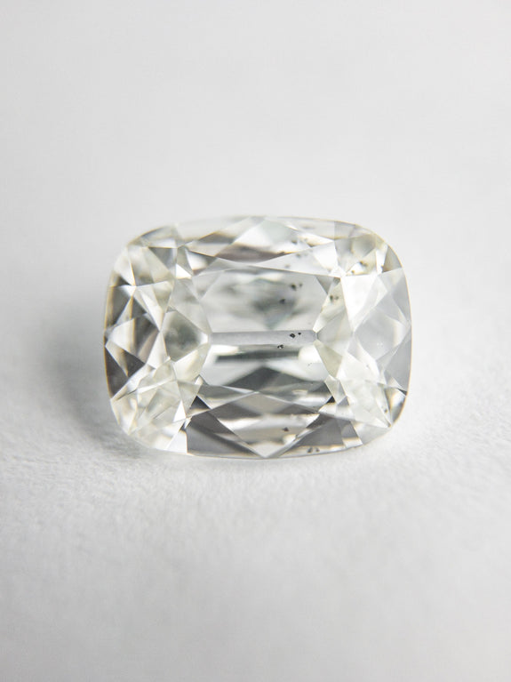 0.91ct 6.93x5.58x2.70mm SI2 H Modern Old Mine Cut 18214-05 - Rachel Boston Jewellery