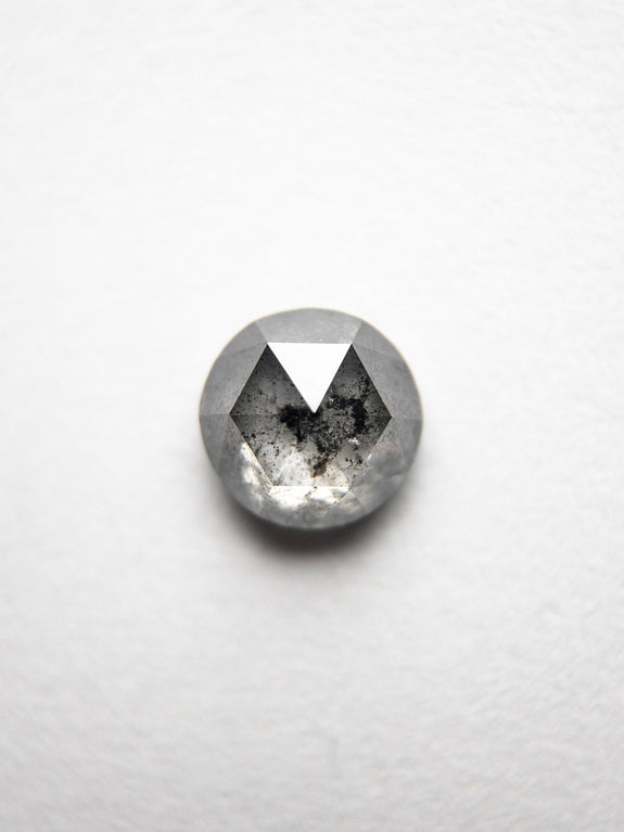 0.63ct 5.11x5.07x2.53mm Round Rosecut 18227-02 - Rachel Boston Jewellery