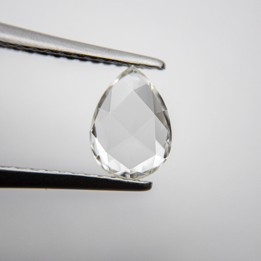 1.01ct 8.19x5.94x2.10mm VS2 I-J Pear Rosecut 18235-08