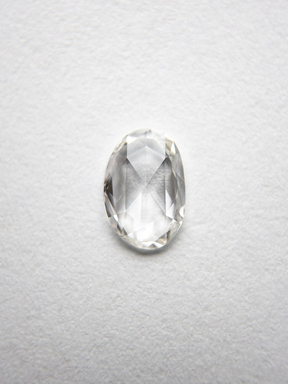 0.28ct 5.87x4.00x1.41mm Oval Rosecut 18238-02 - Rachel Boston Jewellery