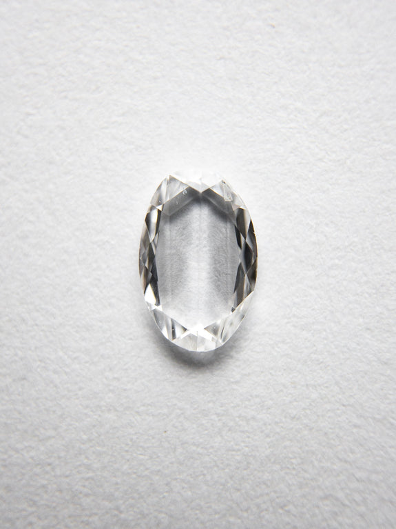 0.30ct 6.27x4.10x1.26mm Oval Rosecut 18238-04 - Rachel Boston Jewellery
