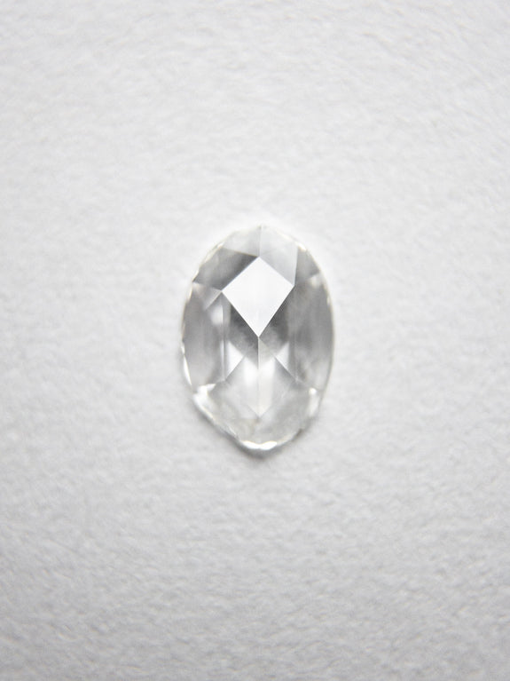 0.27ct 6.00x4.18x1.54mm Oval Rosecut 18238-05 - Rachel Boston Jewellery