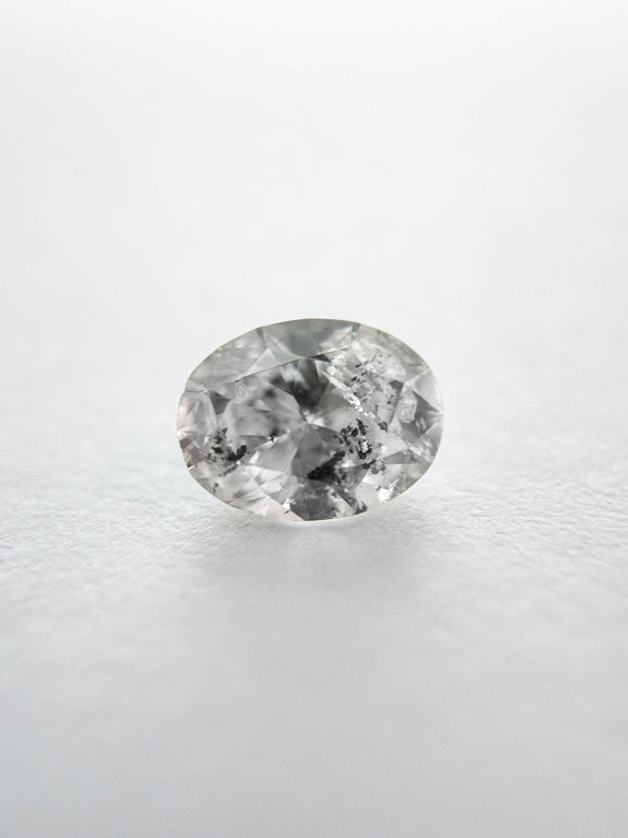 0.46ct 5.80x4.44x2.66mm Oval Brilliant Cut 18243-09 - Rachel Boston Jewellery