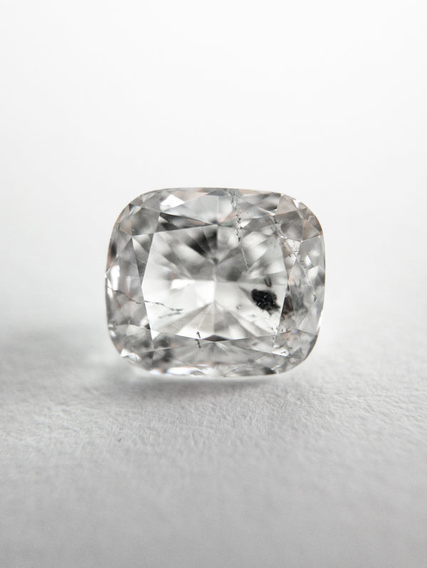 1.03ct 5.79x5.54x3.87mm Cushion Cut 18245-03 - Rachel Boston Jewellery