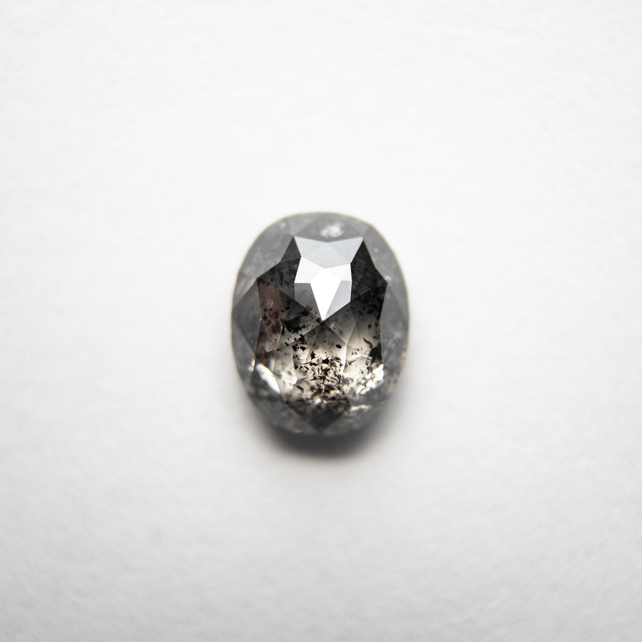 0.97ct 6.62x5.36x3.01mm Oval Rosecut 18288-02