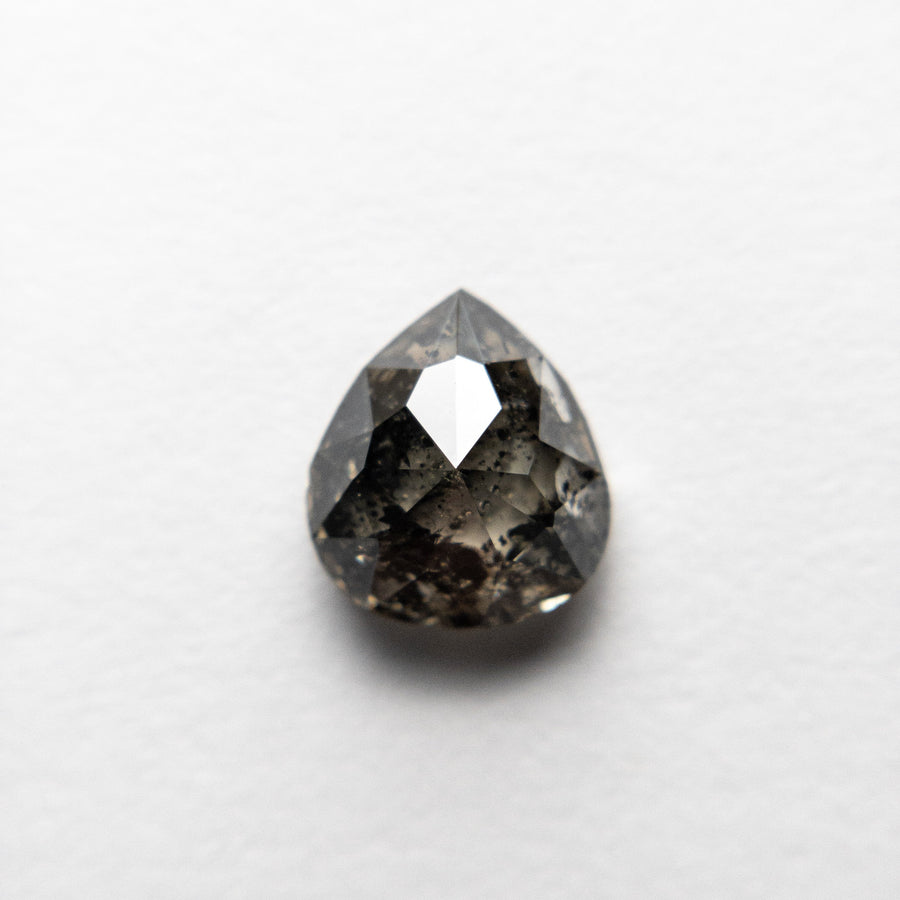1.24ct 7.13x6.43x3.44mm Pear Double Cut 18317-01