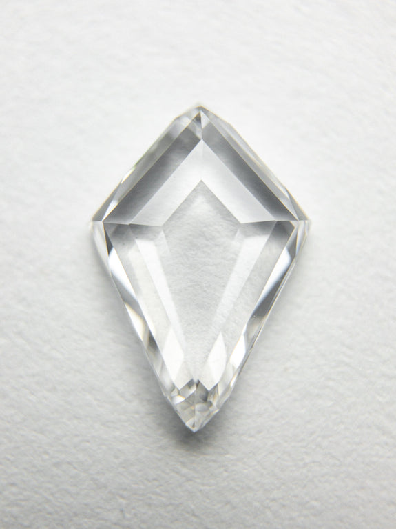 1.00ct 9.76x6.72x2.02mm GIA VVS2 E Kite Portrait Cut 18325-01 - Rachel Boston Jewellery