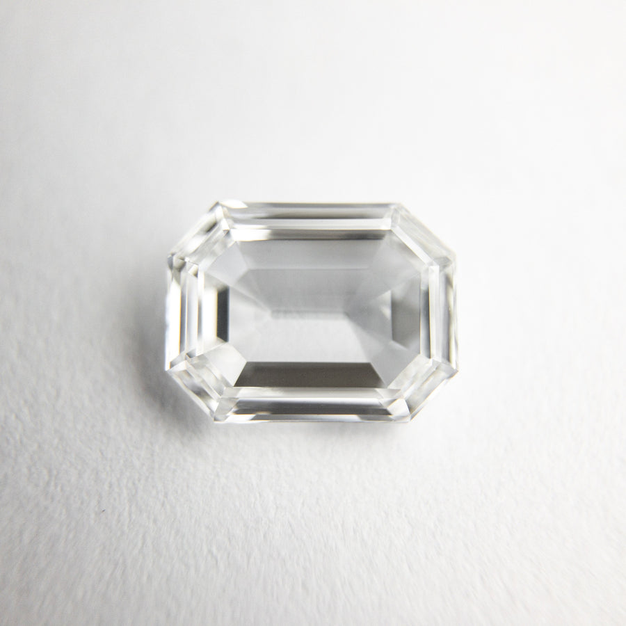 1.00ct 7.57x5.79x2.26mm GIA VS1 E Cut Corner Rectangle Step Cut 18333-01
