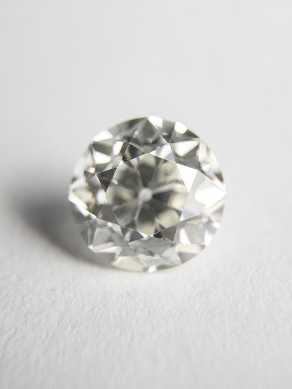 1.17ct 6.47x6.37x4.37mm SI2/I1+ J Old European Cut 18345-01 - Rachel Boston Jewellery