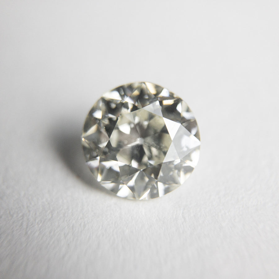 1.22ct 7.01x6.92x3.90mm Si2/I1+ K-L Old European Cut 18345-02