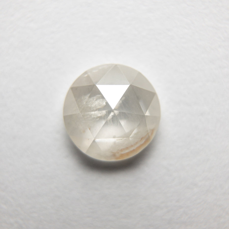 1.04ct 6.67x6.62x2.78mm Round Rosecut 18351-09