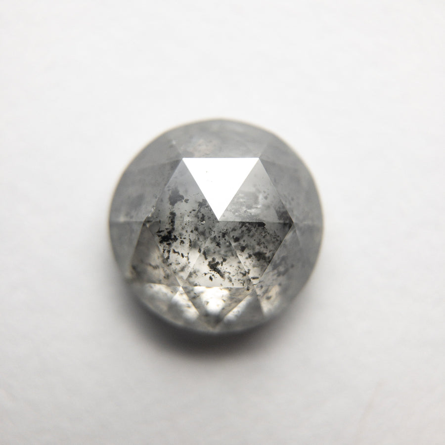 2.27ct 8.10x8.06x3.84mm Round Rosecut 18352-11