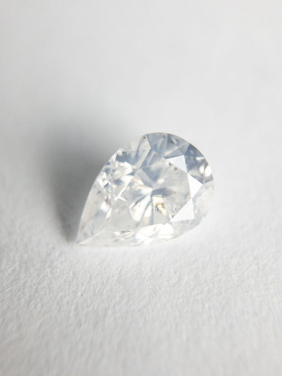 0.61ct 6.83x4.83x3.21mm Pear Brilliant 18361-05 - Rachel Boston Jewellery