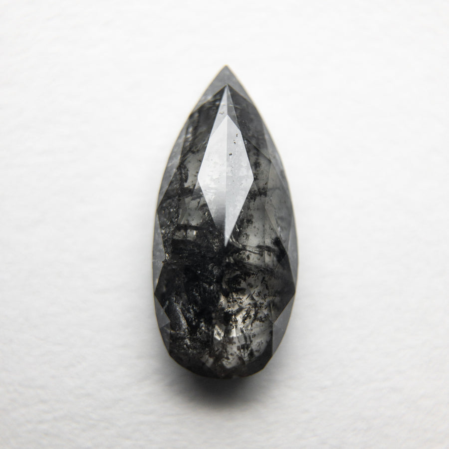 1.50ct 11.11x5.31x2.96mm Pear Rosecut 18364-03