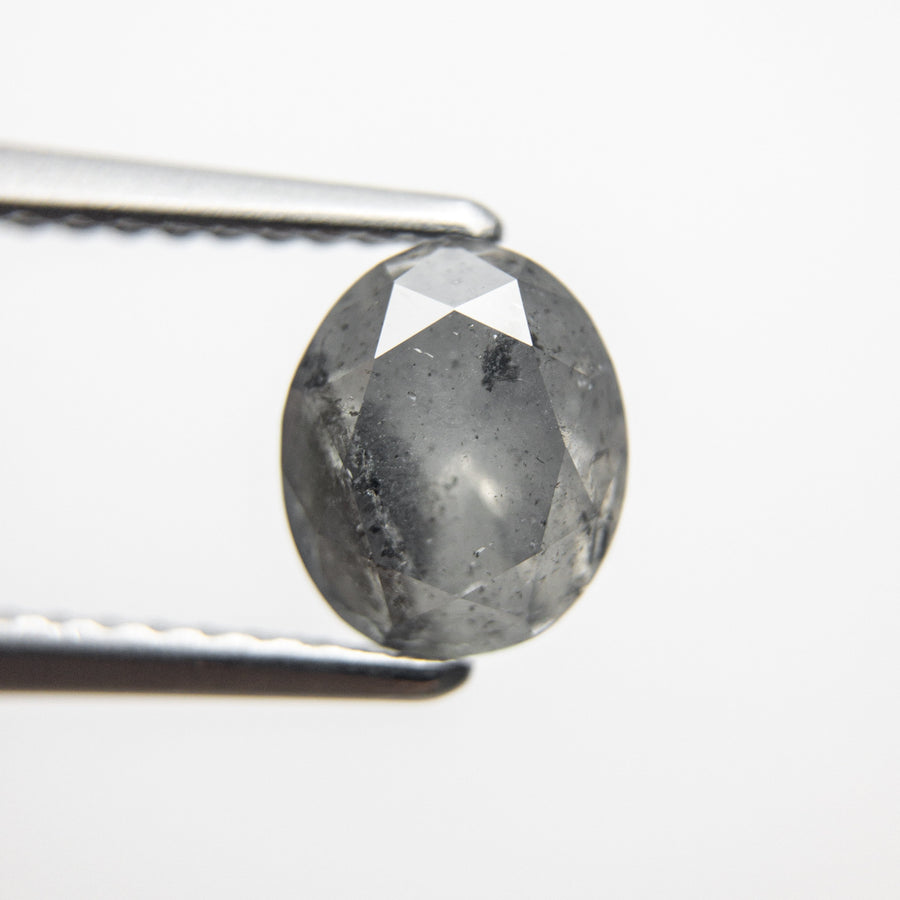 1.52ct 7.35x6.22x4.76mm Oval Brilliant 18365-17