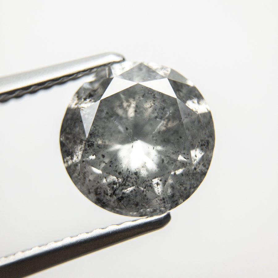 3.27ct 9.18x9.13x5.85mm Round Brilliant 18372-01