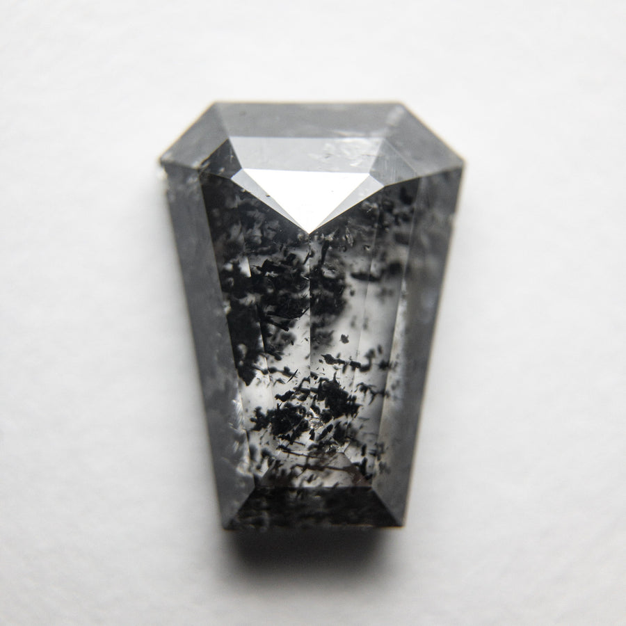 3.30ct 11.32x8.25x3.70mm Coffin Rosecut 18379-01