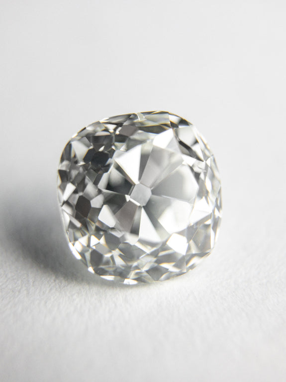 1.83ct 7.07x7.04x5.13mm GIA SI1 H Antique Old Mine Cut 18397-01 - Rachel Boston Jewellery