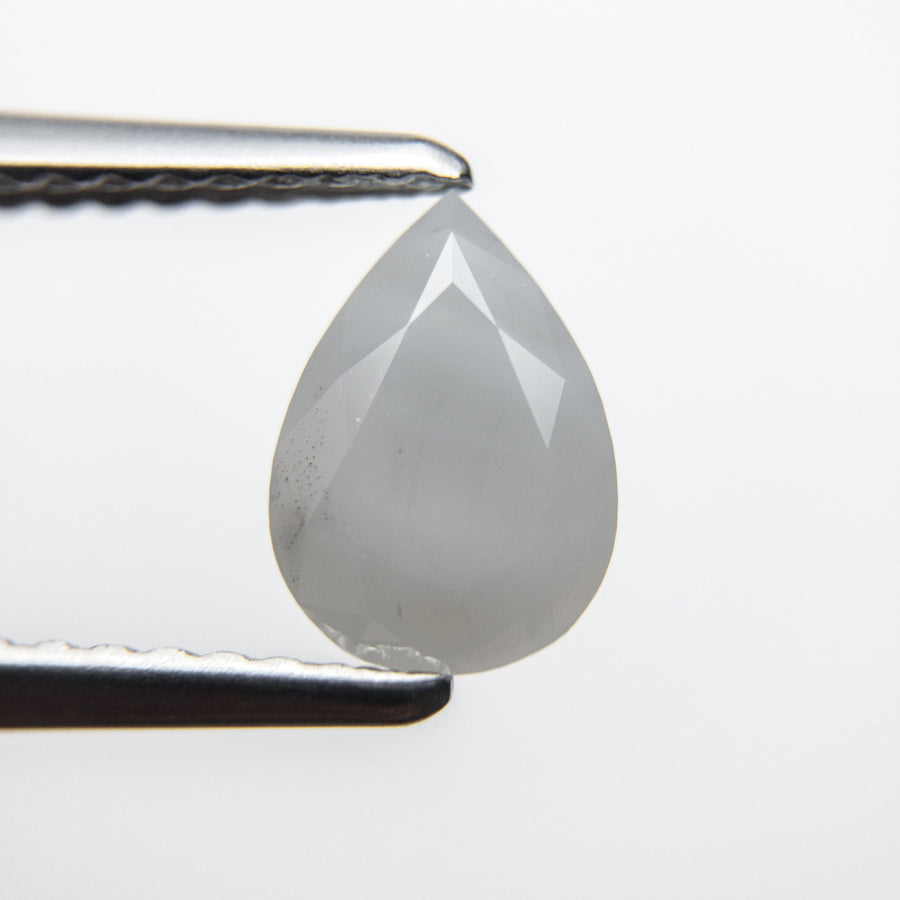 0.89ct 7.60x5.45x3.05mm Pear Double Cut 18399-04