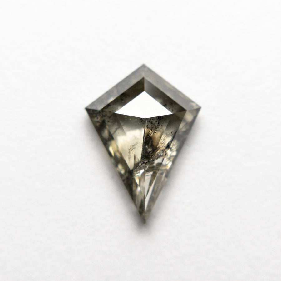1.33ct 10.60x7.78x3.08mm Kite Rosecut 18456-02