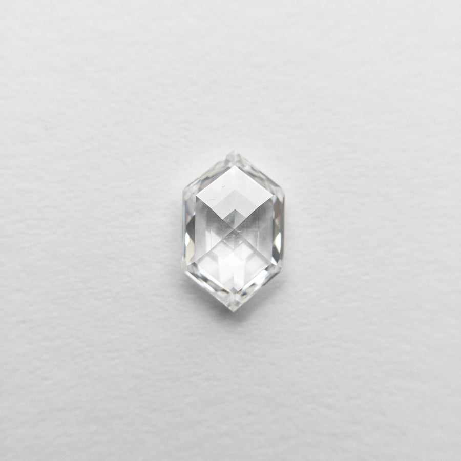 0.50ct 6.65x4.20x2.16mm VS2 E Hexagon Rosecut 18458-03 🇷🇺