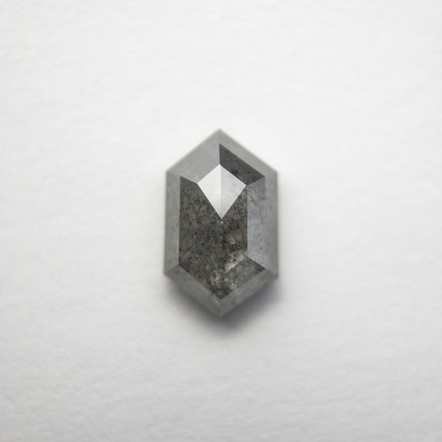 0.85ct 7.44x4.58x2.70mm Hexagon Rosecut 18484-09