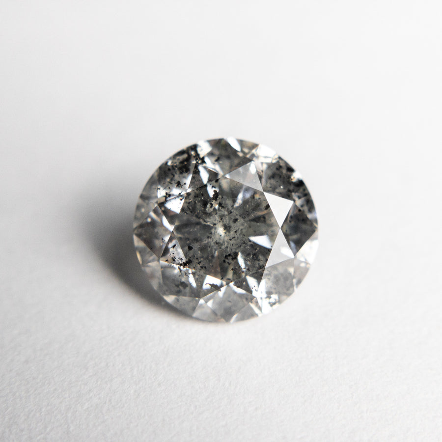 2.00ct 7.78x7.75x5.00mm Round Brilliant 18514-01