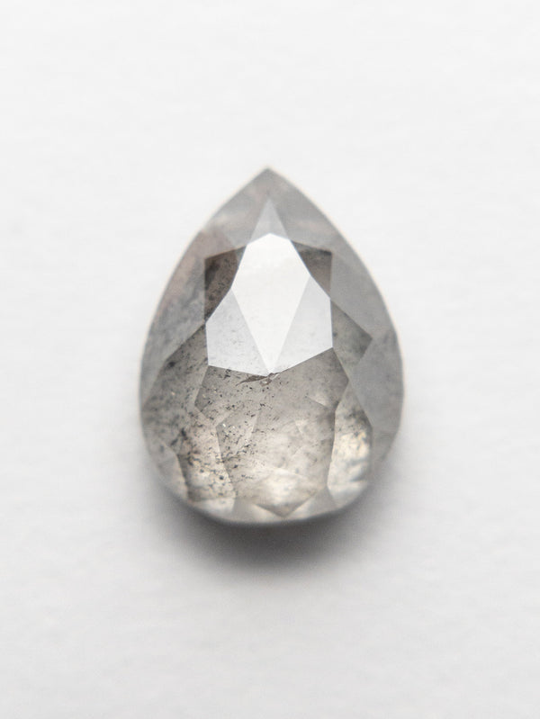 2.11ct 9.16x6.83x3.90mm Pear Double Cut 18520-02 - Rachel Boston Jewellery