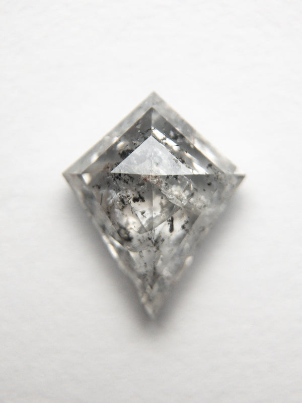1.34ct 9.57x7.83x3.03mm Kite Rosecut 18522-05 - Rachel Boston Jewellery