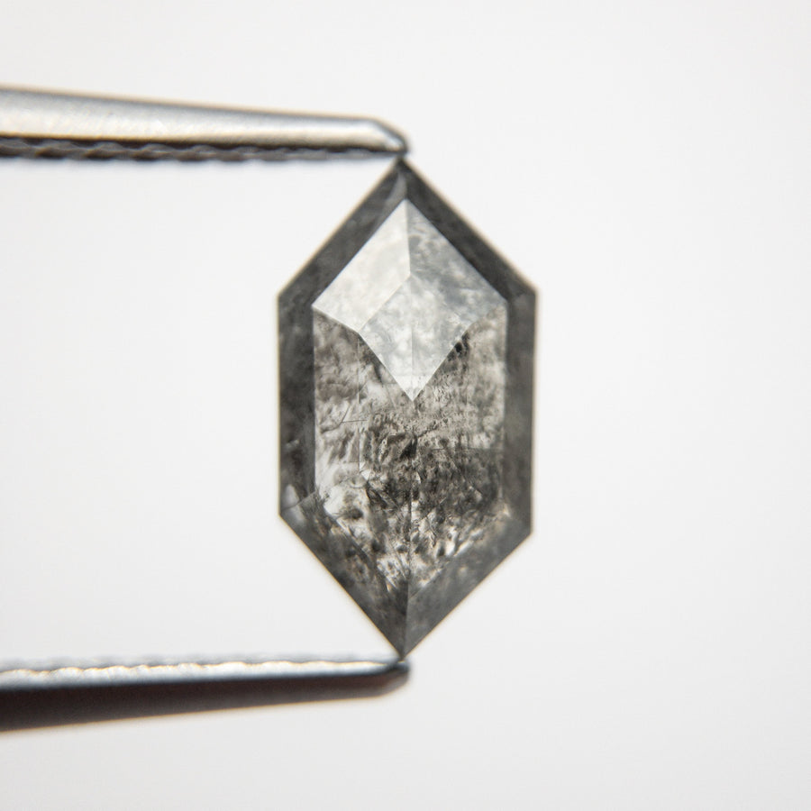 1.63ct 10.31x5.45x3.37mm Hexagon Rosecut 18523-16