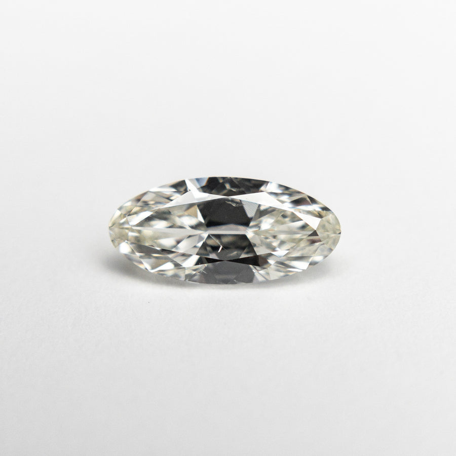 0.71ct 8.94x4.16x2.66mm SI1 H-I Moval Brilliant 18532-01