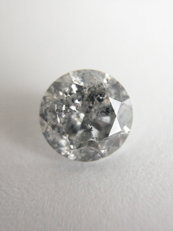 1.53ct 7.12x6.99x4.62mm Round Brilliant 18667-06 - Rachel Boston Jewellery