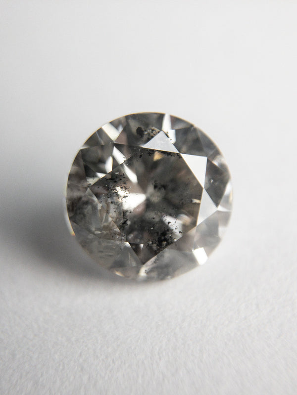 1.72ct 7.47x7.40x4.75mm Round Brilliant 18667-07 - Rachel Boston Jewellery