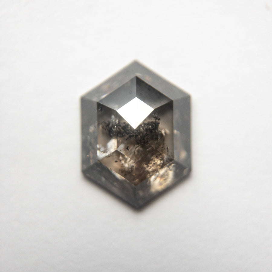 1.71ct 9.51x7.13x3.11mm Hexagon Rosecut 18789-07