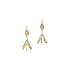 ALGIZ EARRINGS SET