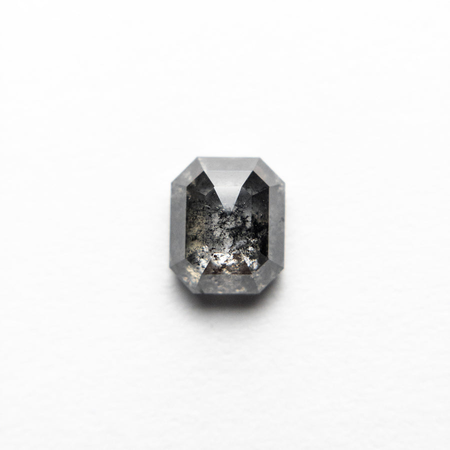 0.83ct 5.77x4.83x2.79mm Cut Corner Rectangle Rosecut 18485-04