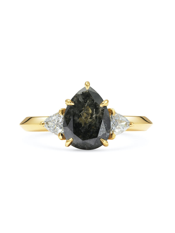 X  - Adrastea Ring - Rachel Boston Jewellery