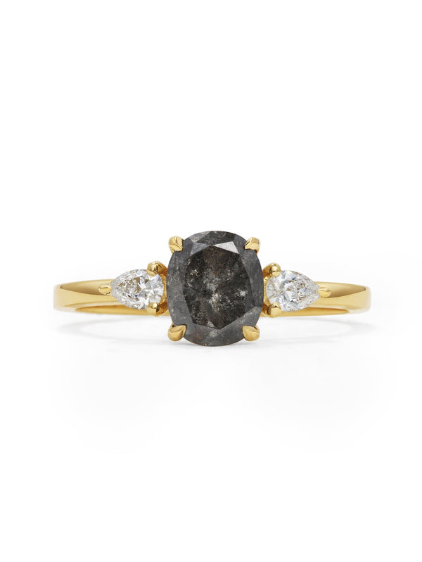 X - Agata Ring - Rachel Boston Jewellery