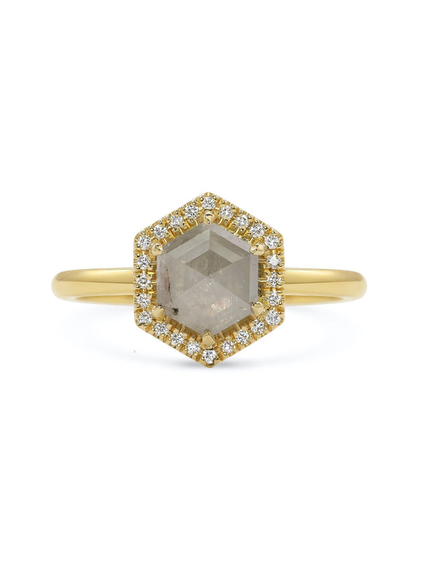X - Aitne Ring - Rachel Boston Jewellery