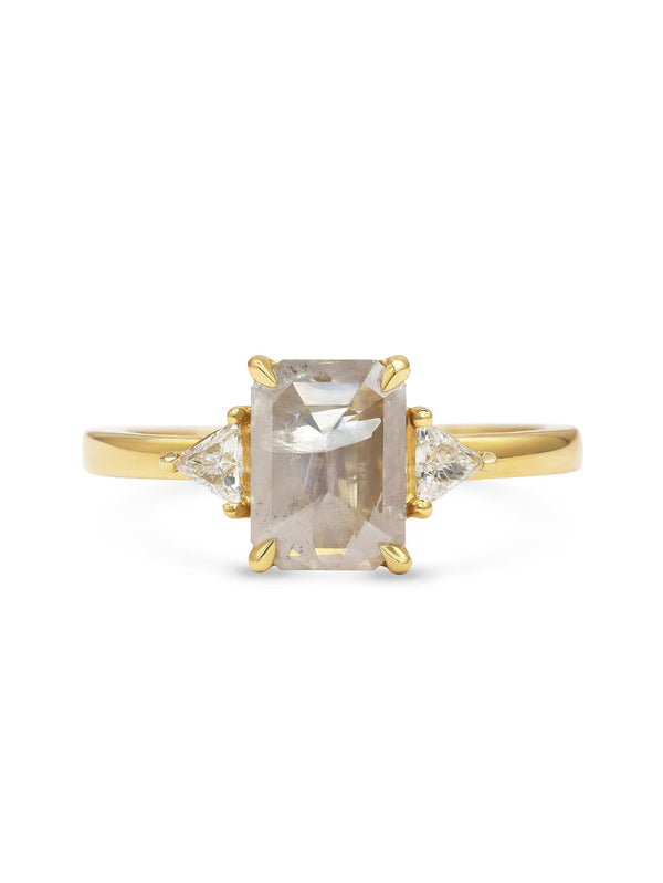 X - Arete Ring - Rachel Boston Jewellery
