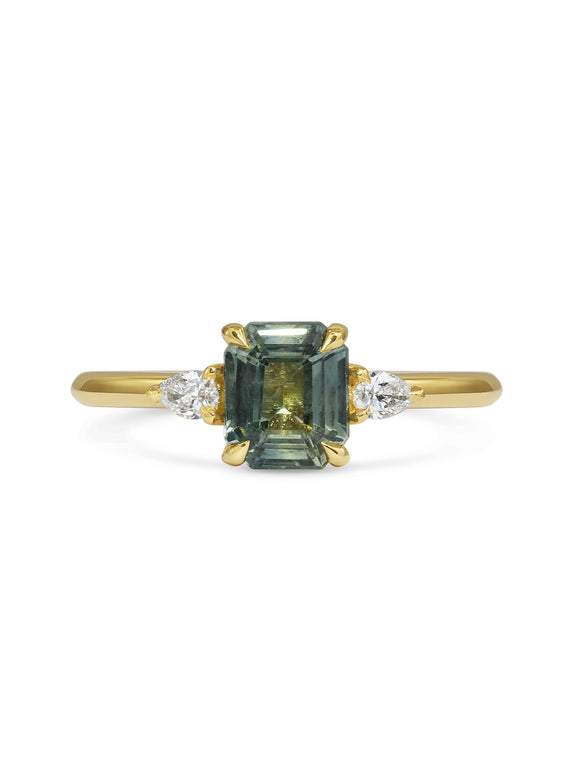 X - Erebato Ring - Rachel Boston Jewellery