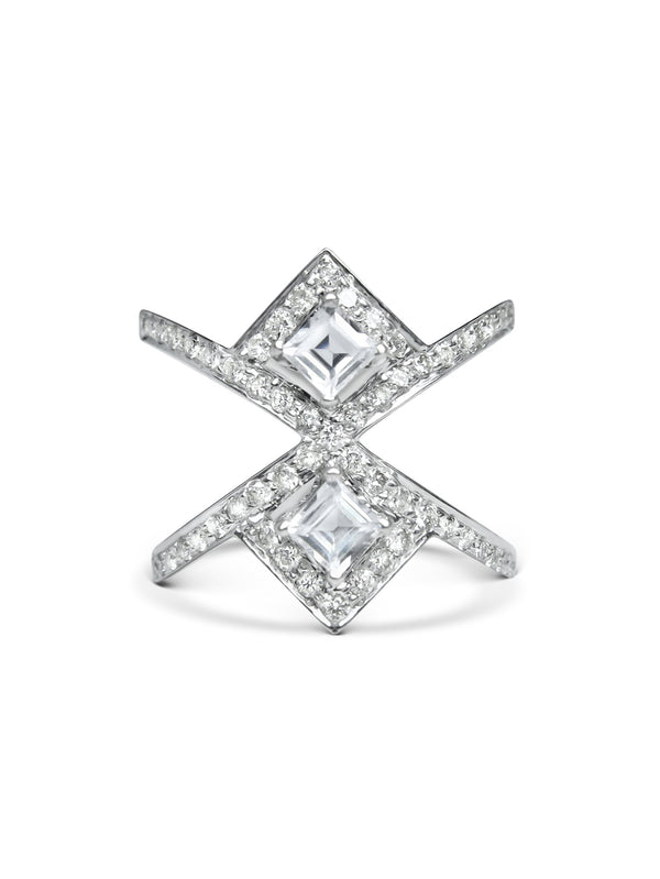 Gar Diamond Ring - Rachel Boston Jewellery