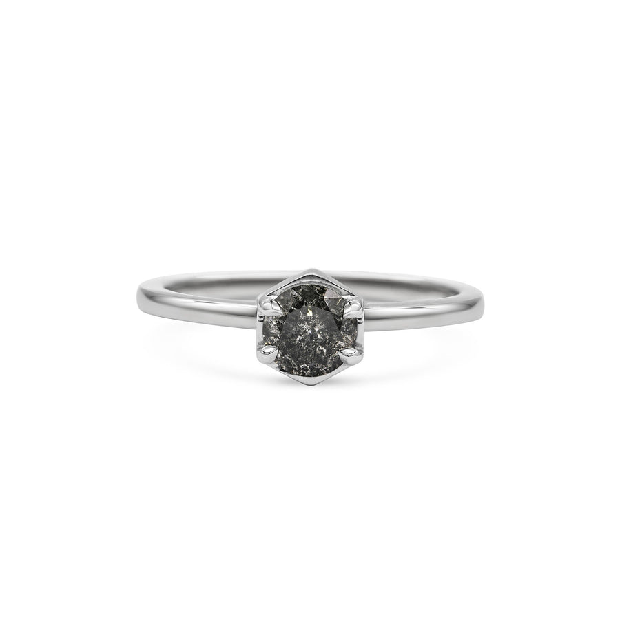 X - Grey Aquila Ring