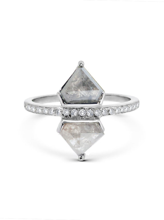X - Shu Ring - Rachel Boston Jewellery