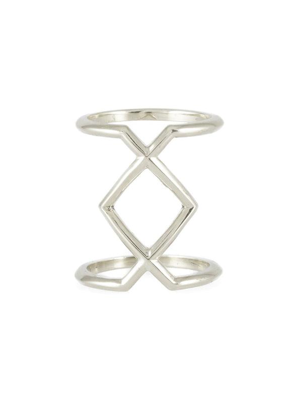 Ingwaz Ring - Rachel Boston Jewellery