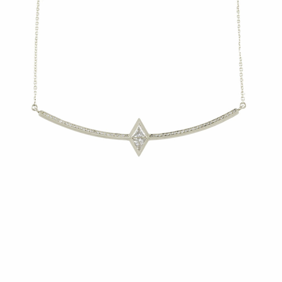 Jera Diamond Necklace