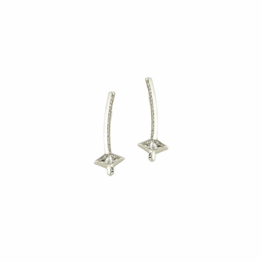 Jera Diamond Earrings