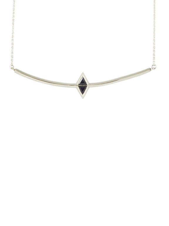 Jera Sapphire Necklace - Rachel Boston Jewellery