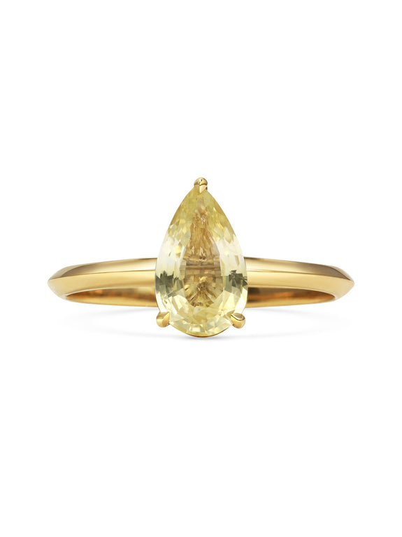 X - Limón Ring - Rachel Boston Jewellery